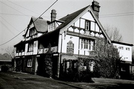 Photo:The Anchor Pub, now demolished