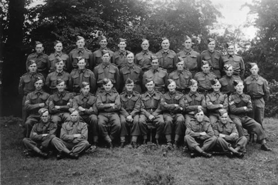 Photo: Illustrative image for the 'Home Guard 1939-1945' page