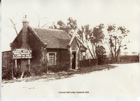 Photo: Illustrative image for the 'Clements Hall Lodge' page