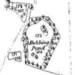 Photo:Actual site of the Bobbing Pond, close to Doggetts Ponds. See Brian Meldon's comment below (RDCA-Admin)