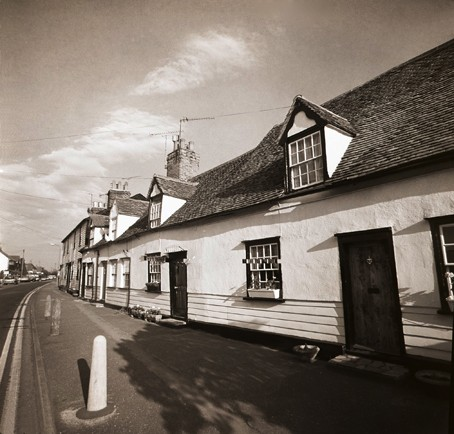 Photo:Somewhere in Rochford in 1989