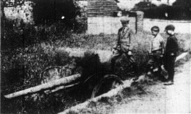 Photo: Illustrative image for the 'German Gun Mystery' page