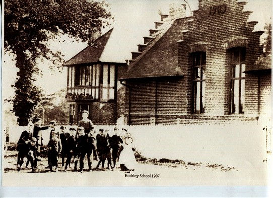 Photo: Illustrative image for the 'Hockley School' page
