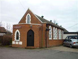 Photo: Illustrative image for the 'Hullbridge Mission Hall' page
