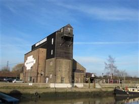 Photo:Battlesbridge Mill today