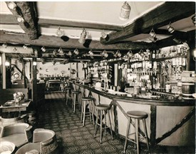 Photo:The Bar Early 1970s