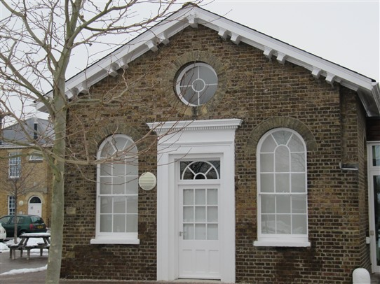 Photo:Union Workhouse Chapel