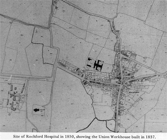 Photo: Illustrative image for the 'Rochford Hospital' page