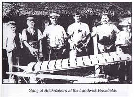 Photo: Illustrative image for the 'Bricks and Barges at Wakering and District' page
