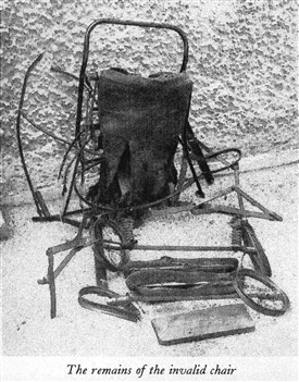 Photo: Illustrative image for the 'The Wheel Chair Murder' page