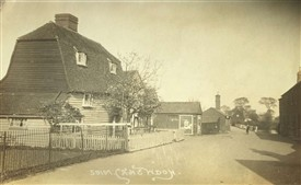 Photo: Illustrative image for the 'Canewdon early 1900s' page