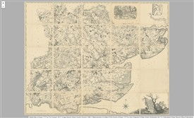 Photo: Illustrative image for the 'Chapman and André's Map of Essex 1777' page