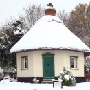 Photo:The Dutch Cottage in winter